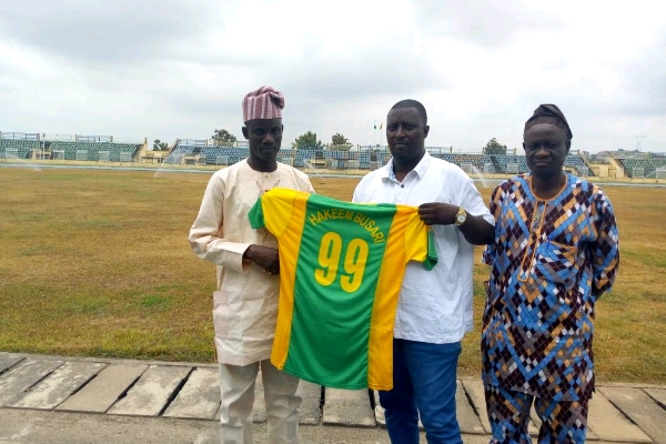 Gateway FC Appoint Busari As New Coach