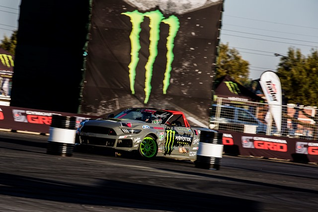 Live Streaming: GYMKHANA GRiD 2017