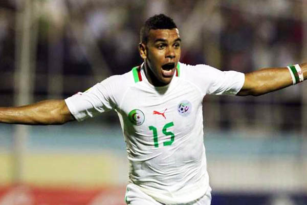 Algeria's Injured Soudani, Bereaved Benguit Ruled Out Of Nigeria Clash