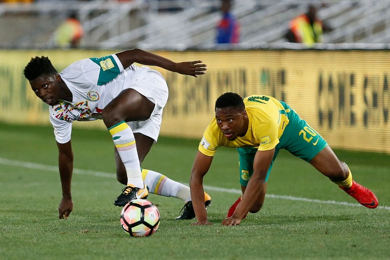 Senegal Join Nigeria, Egypt At 2018 World Cup After Victory Over South Africa