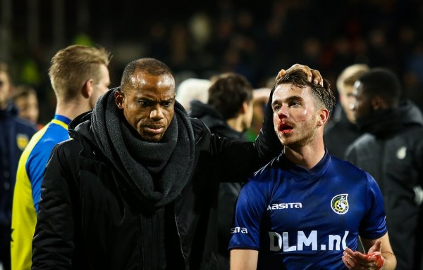 Oliseh Blames Hard Luck For Fortuna's Loss To Cambuur