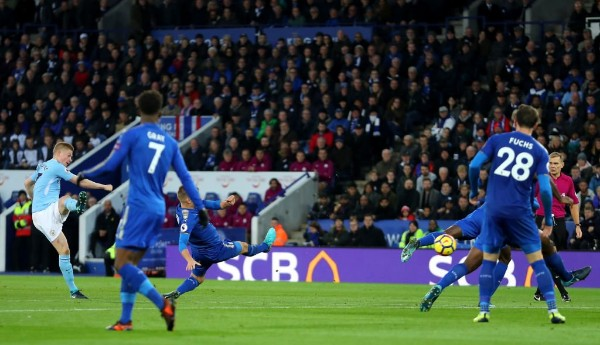 Ndidi, Iheanacho In Action As Leicester Fall To Man City; Chelsea, Liverpool Cruise