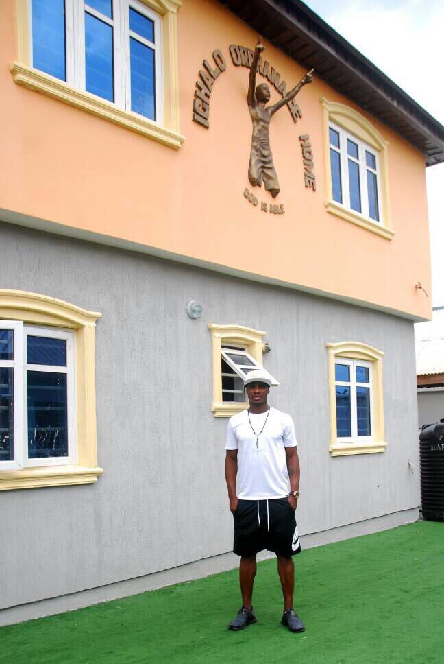 Ighalo Completes Construction Of Orphanage, To Be Launched In December