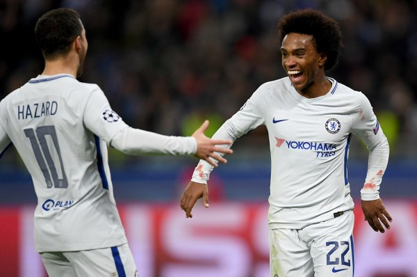 Moses Impressed With Chelsea's 'Great Win' Vs Qarabag