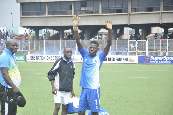 Relegated 3SC Declare Sunday Faleye Missing