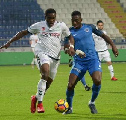 Omeruo, Eduok On Target In Kasimpasa Win Vs Ezekiel's Konyaspor