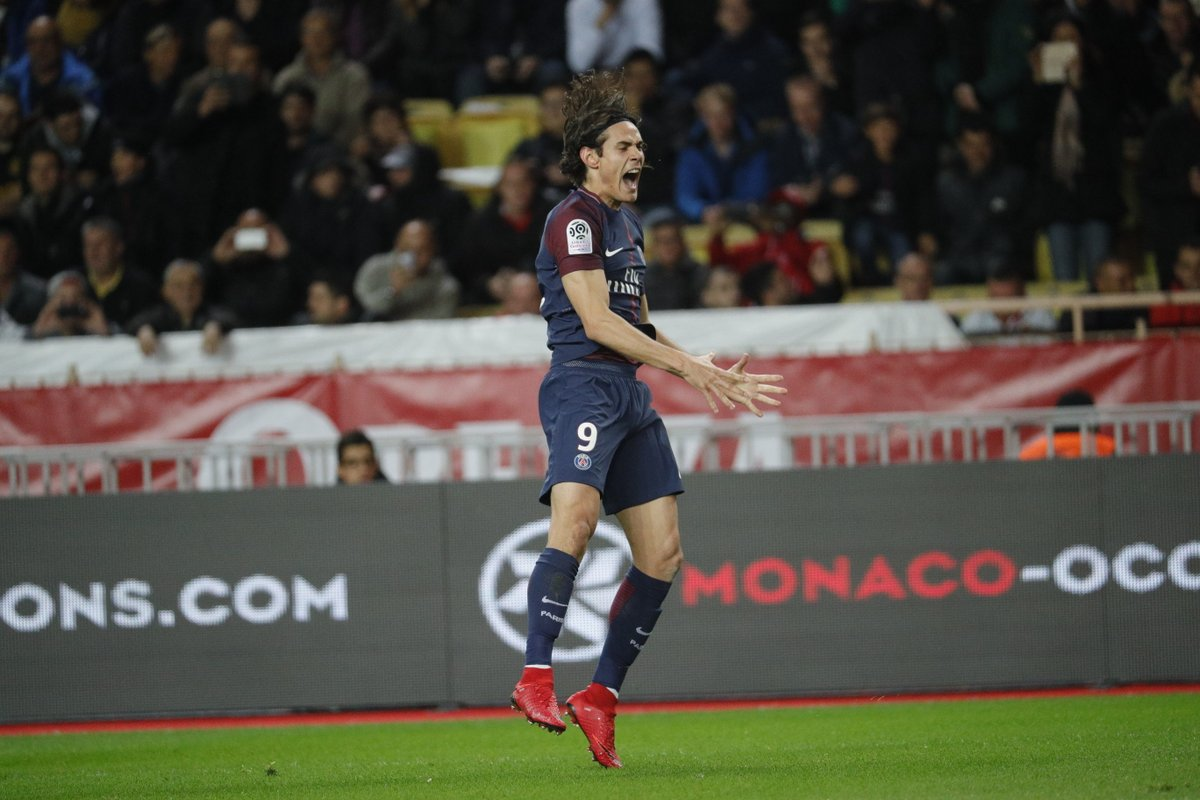 PSG Extend Ligue 1 Lead With Win Over Monaco