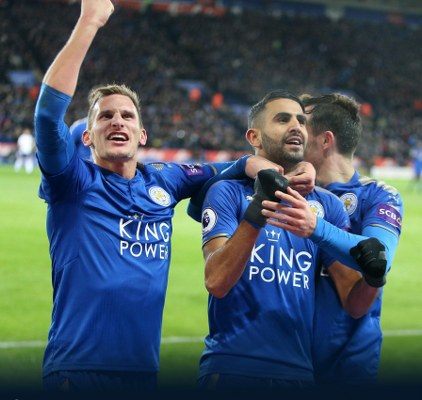 Ndidi Stars, Iheanacho Out As Mahrez, Vardy Fire Leicester Past Spurs