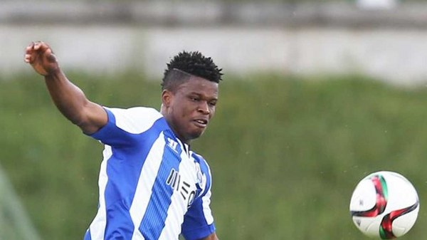Agu Rules Out Loan Switch, Eager To Seize FC Porto Chance