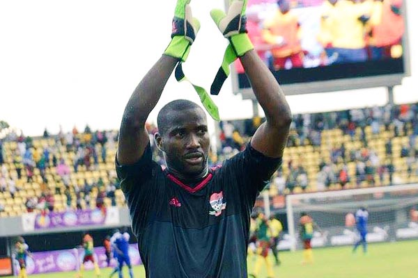 El-Kanemi Sign Gambia National Team Goalkeeper Modou Jobe
