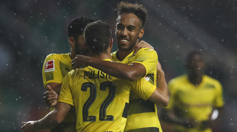 Dortmund Recall Aubameyang From Suspension For Tottenham, Insist Player Not For Sale