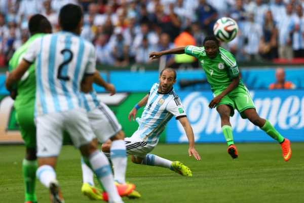 Nigeria Draw Argentina, France, Mexico In Russia 2018 Mock Draw 'Group Of Death'