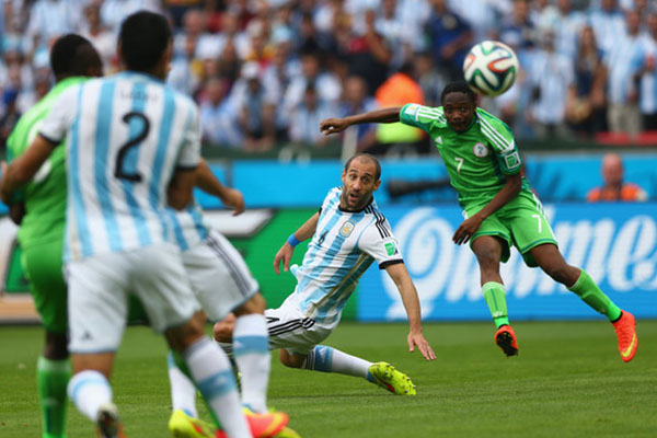 FIFA To Launch World Cup Trophy Tour With Nigeria, Argentina Friendly