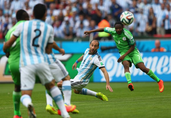 ARGENTINA 5-2 NIGERIA: Super Eagles Seek First Competitive Win Over Familiar Foes