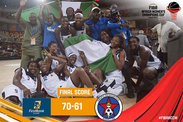 Odegbami: Back From Angola – Women's Basketball On My Mind!