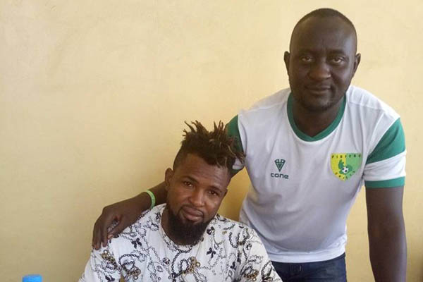 Plateau United Sign Ex-Flying Eagles Defender Suswam On Two-Year Deal