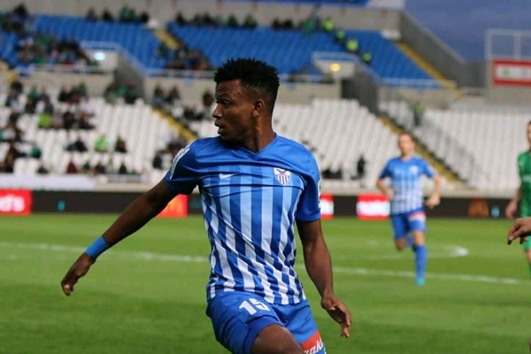 Abdullahi Thrilled With Anorthosis' 'Important Away Win, 12-Game Unbeaten Run'
