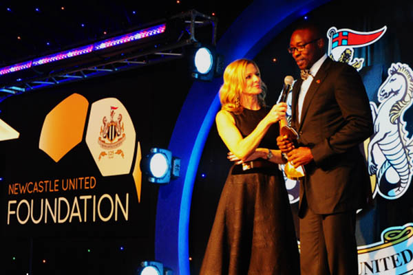 Shola Ameobi Inducted Into Newcastle United Hall Of Fame