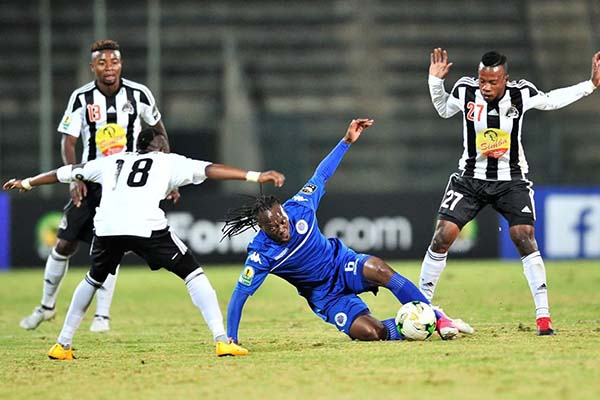 TP Mazembe Retain CAF Confed Cup After SuperSport Draw
