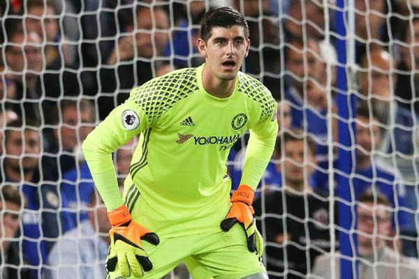 Courtois Eager To Dump Chelsea For Real Madrid