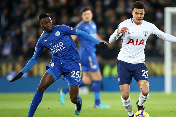 Ndidi Earns Top Rating In Leicester Win Vs Spurs