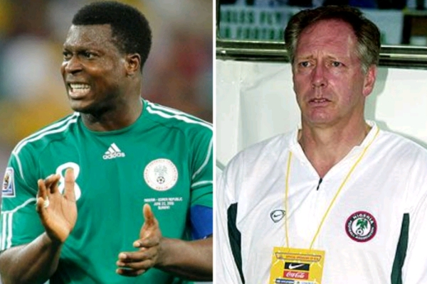 Bonfrere Salutes 'Powerful Nigerian Striker' Yak At Retirement