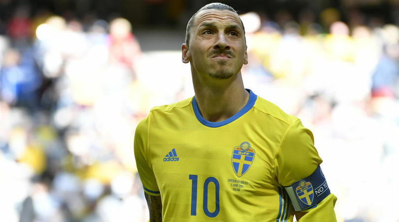 Sweden Coach Andersson Quashes Talks Of Ibrahimovic Return After World Cup Qualification