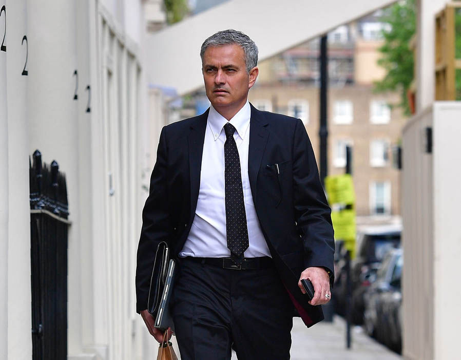 Mourinho's Tax Fraud Court Case Affects Manchester United's Preparations For Chelsea Game
