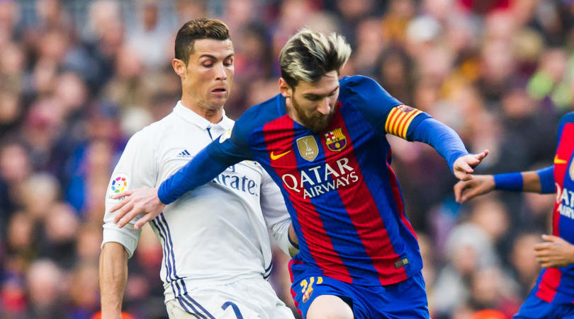 Formula One Star Alonso: Messi Is Incredible But Ronaldo Is A Better Player