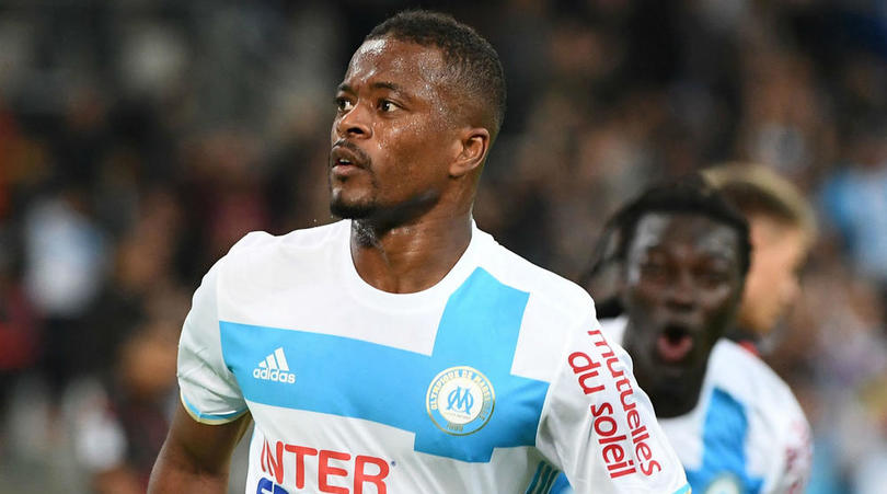 Agent Claims 'Several Clubs' Chasing Evra, Rules Out Italy Return, After Marseille Exit