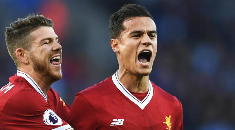 Coutinho Insists He's Happy At Liverpool Amidst Unrelenting Barcelona Links