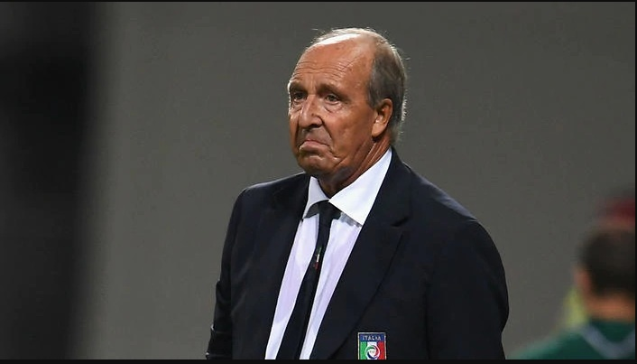 Italy Boss Ventura Sacked After World Cup Failure