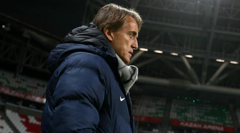 Mancini: I Won't Leave Zenit For Italy Job
