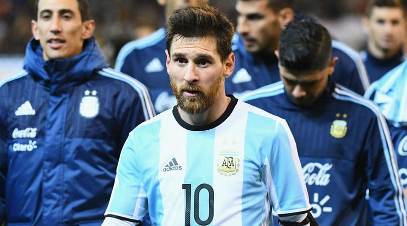 Messi: I'll Walk 65 Kilometres On Foot If Argentina Win The World Cup In Russia