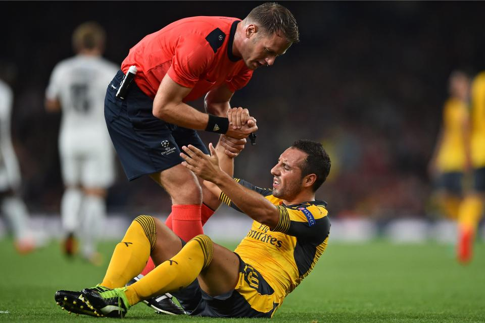 Cazorla: My Doctor Claimed I May Never Walk Again With My Leg