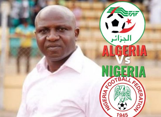 INTERVIEW – Ugbade: How Super Eagles Overcame 'Unfriendly' Algeria In 1993 For NIgeria's First World Cup Ticket