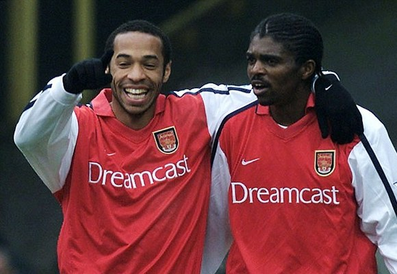 Henry: I Learned Dribbling From 'Underrated' Kanu, My Most Gifted African Teammate