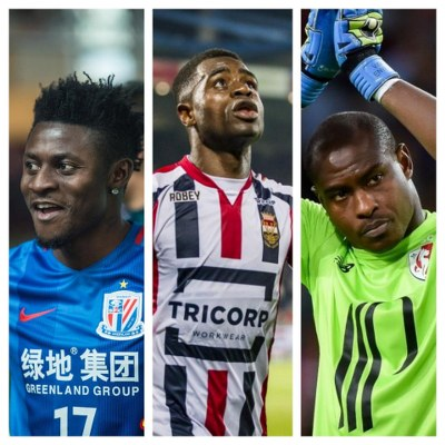 COMEBACK KIDS: 5 Players Who Could Crash Super Eagles World Cup Party