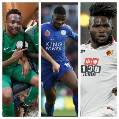 5 Players Who Need January Moves To Make Super Eagles World Cup Squad