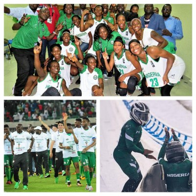 HIGHLIGHTS: Five Memorable Moments In Nigerian Sports In 2017