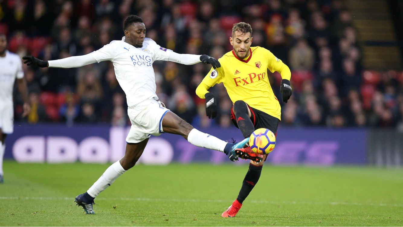 Ndidi Disappointed To Lose With Leicester At Watford