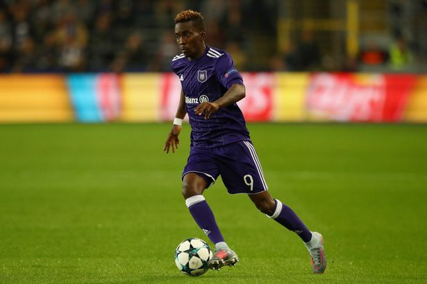 Onyekuru: I'm Honoured To Receive Belgium's Best Talent Award