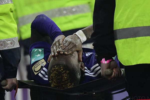 Anderlecht Insist Onyekuru Still Needs Surgery, Will Be Out For Months