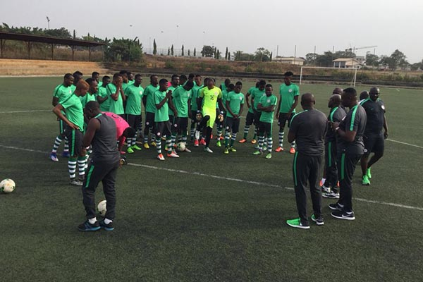 Home Eagles Given Christmas Day Off From CHAN Training