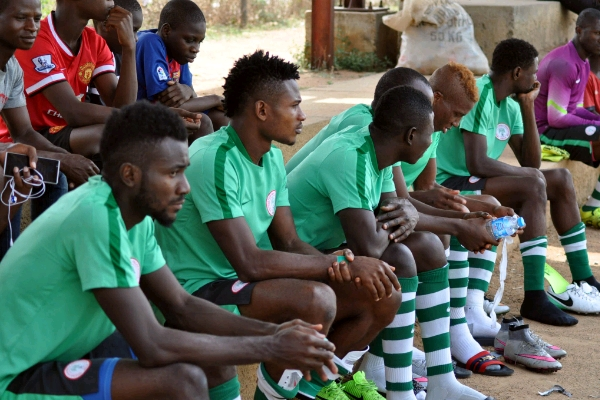 Home Eagles Players Unhappy With CHAN Preparation