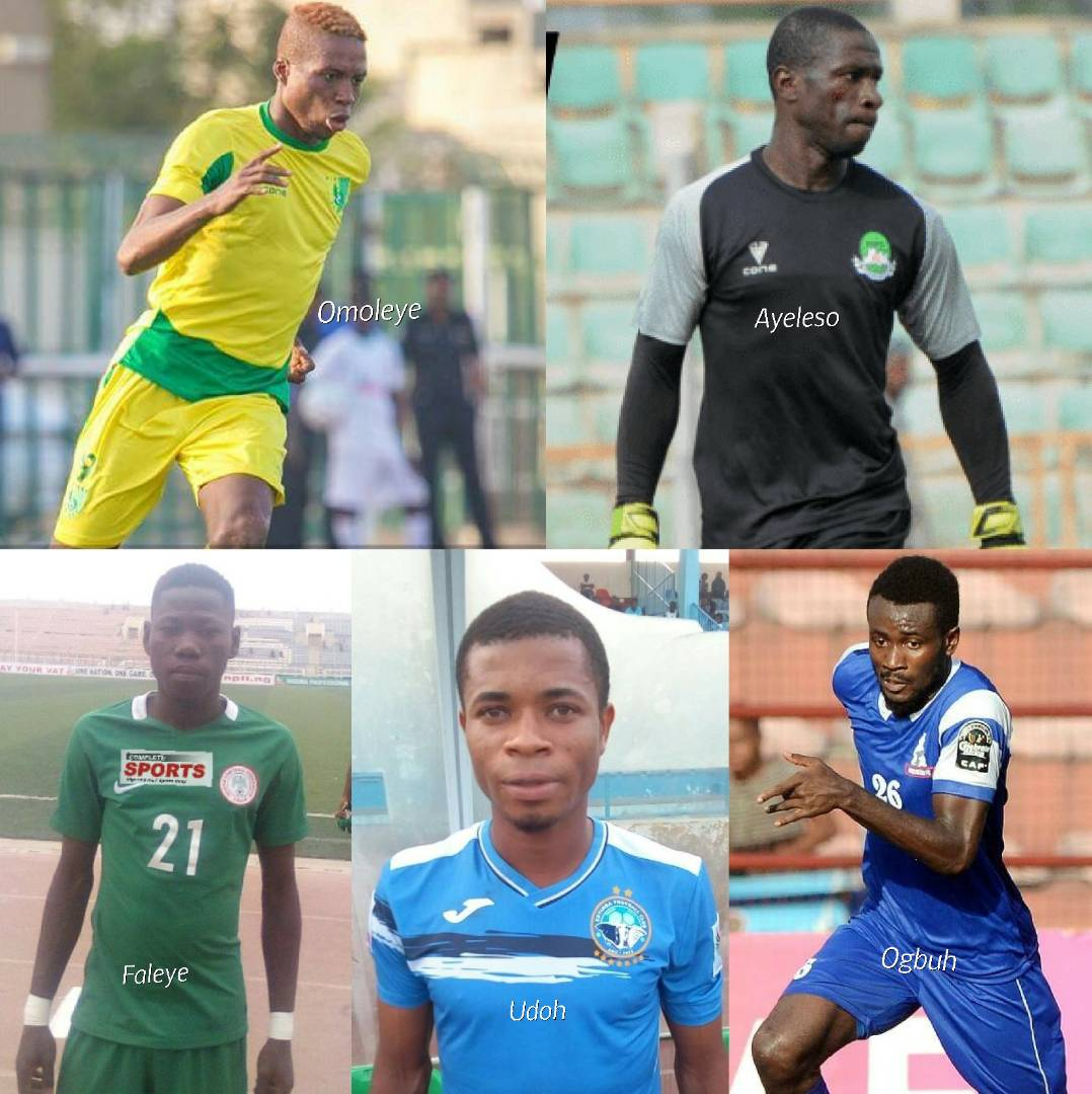 5 Late Call-Ups Who Can Make Home Eagles'  23-Man Squad To CHAN 2018