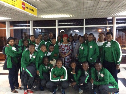 2018 FIFA U-17 WWC: Flamingoes Claim First Leg Draw In Ethiopia