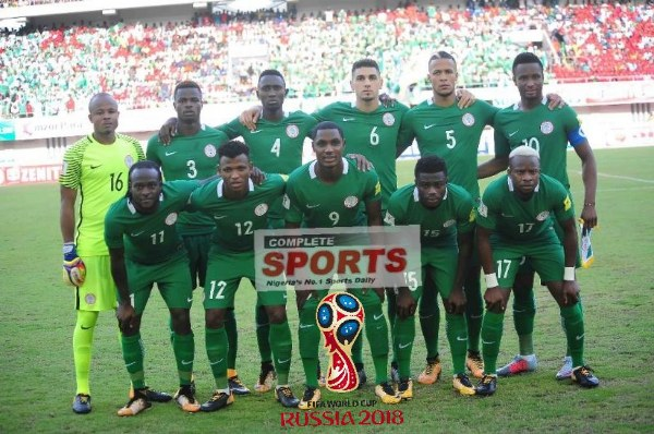 Russia 2018: Super Eagles World Cup Schedule Vs Argentina, Croatia, Iceland