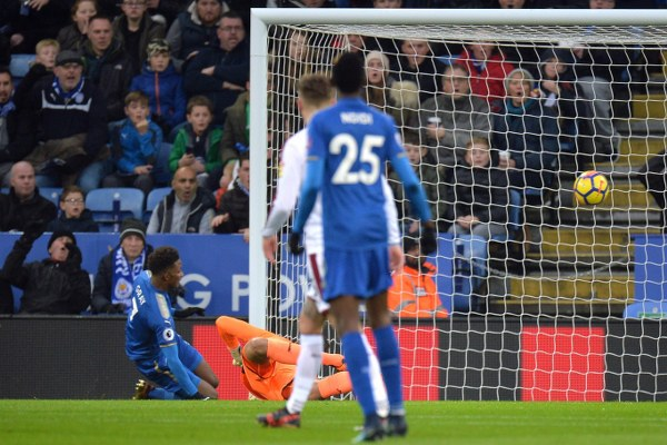 Ndidi Stars, Iheanacho Benched In Leicester Victory; Liverpool, Stoke, Everton Win