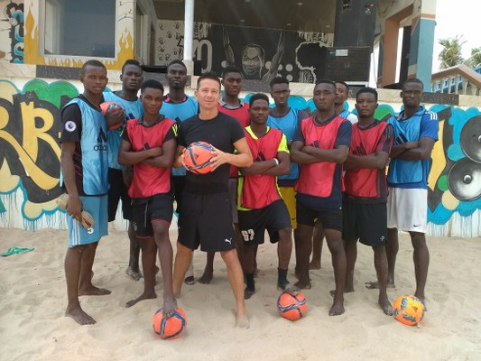 Gidi Sharks Officially Unveiled Ahead Of COPA Lagos, Coach Confident